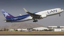CC-BDD - LAN Airlines Boeing 767-300ER aircraft