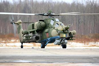 RF-13654 - Russia - Air Force Mil Mi-28
