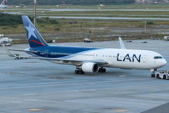 CC-CWF - LAN Airlines Boeing 767-300ER