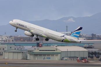 HL7713 - Air Busan Airbus A321