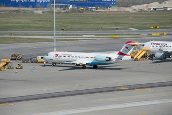 OE-LVE - Austrian Airlines/Arrows/Tyrolean Fokker 100