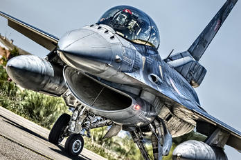 91-0022 - Turkey - Air Force General Dynamics F-16D Fighting Falcon