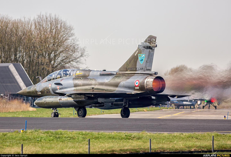 France - Air Force 617 aircraft at Leeuwarden