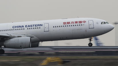 B-6095 - China Eastern Airlines Airbus A330-300