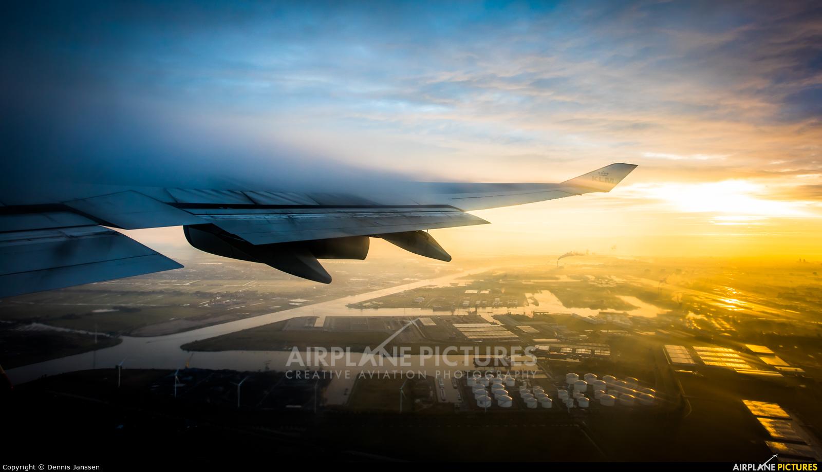 KLM PH-BFH aircraft at In Flight - Netherlands