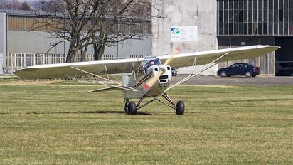 SP-SMED - Private Zlín Aircraft Savage Cub