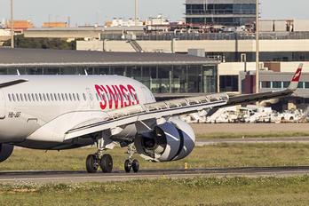 HB-JBF - Swiss Bombardier CS100