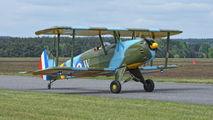 D-MLBW - Private Platzer Kiebitz B2 aircraft