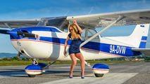 9A-DVW - - Aviation Glamour - Aviation Glamour - Model aircraft