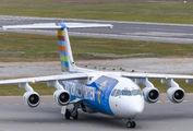 SE-DSU - BRA (Sweden) British Aerospace BAe 146-300/Avro RJ100 aircraft