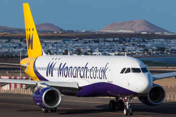 G-ZBAB - Monarch Airlines Airbus A320