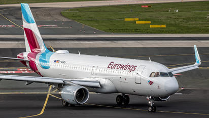 D-AEWJ - Eurowings Airbus A320