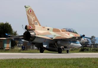 615 - Israel - Defence Force General Dynamics F-16D Barak