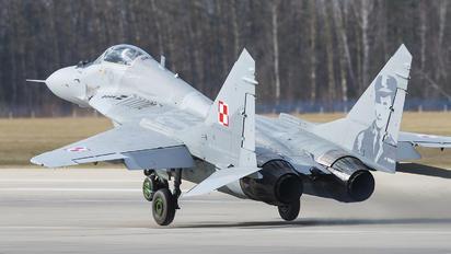 89 - Poland - Air Force Mikoyan-Gurevich MiG-29UB