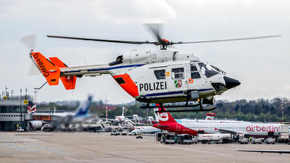 D-HNWQ - Germany - Police Eurocopter BK117