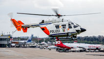 D-HNWQ - Germany - Police Eurocopter BK117 aircraft