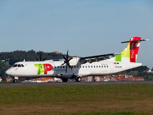 CS-DJG - TAP Express ATR 72 (all models)