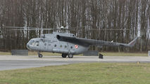 0608 - Poland - Army Mil Mi-17 aircraft