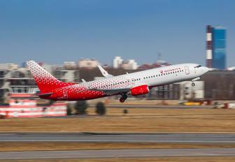 VQ-BUF - Rossiya Boeing 737-800