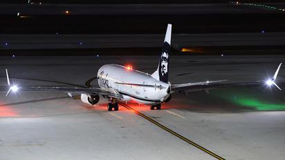 N523AS - Alaska Airlines Boeing 737-800