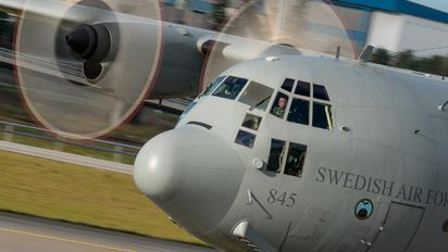 845 - Sweden - Air Force Lockheed C-130H Hercules