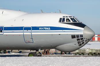 RF-78833 - Russia - Air Force Ilyushin Il-76 (all models)