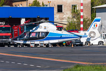 201 - Romania - Air Force Eurocopter AS365 Dauphin 2
