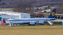 D-ABOB - Lufthansa Boeing 707-400 aircraft