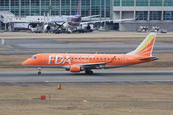 JA05FJ - Fuji Dream Airlines Embraer ERJ-175 (170-200)
