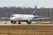 RA-89061 - Aeroflot Sukhoi Superjet 100 aircraft