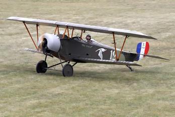 OK-JUD 4 - Private Nieuport 12 (Replica)