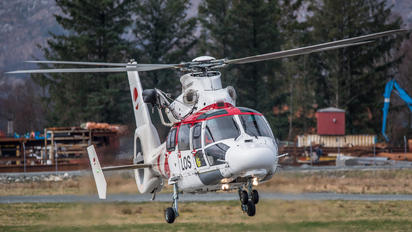 LN-OLT - Lufttransport Eurocopter SA365N