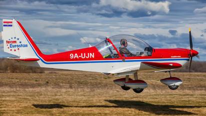 9A-UJN - Private Evektor-Aerotechnik EV-97 Eurostar