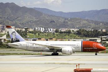 LN-LNG - Norwegian Long Haul Boeing 787-8 Dreamliner