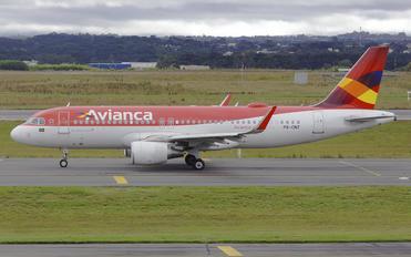 PR-ONT - Avianca Airbus A320