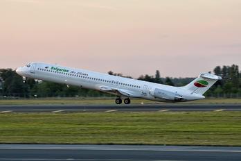 LZ-LDY - Bulgarian Air Charter McDonnell Douglas MD-82