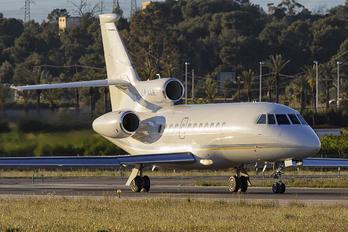 LN-AKR - Sundt Air Dassault Falcon 900 series