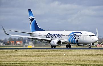 SU-GDY - Egyptair Boeing 737-800
