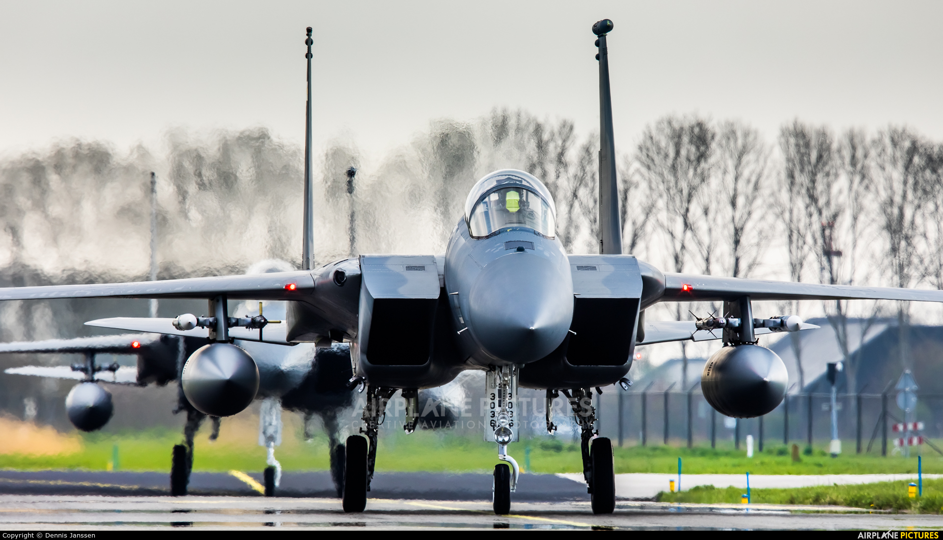 USA - Air National Guard 83-0036 aircraft at Leeuwarden