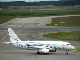 RA-89029 - Gazpromavia Sukhoi Superjet 100LR