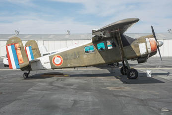 N60FG - Private Max Holste MH.1521 Broussard