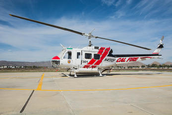 N491DF - California - Dept. of Forestry & Fire Protection Bell EH-1X Iroquois
