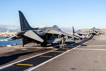 VA.1B-30 - Spain - Navy McDonnell Douglas EAV-8B Harrier II
