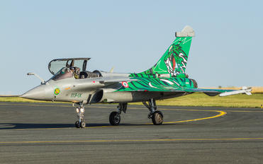 113-IX - France - Air Force Dassault Rafale C