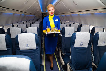 UR-PSW - Ukraine International Airlines - Aviation Glamour - Flight Attendant