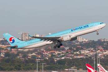 HL8025 - Korean Air Airbus A330-300