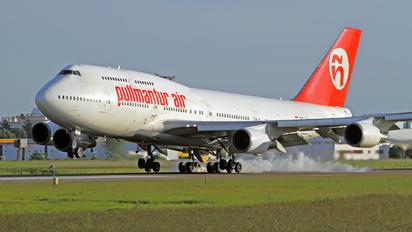 EC-LNA - Pullmantur Air Boeing 747-400
