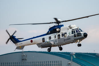 01021 - Japan - Ground Self Defense Force Eurocopter EC225 Super Puma