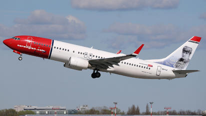 EI-FJI - Norwegian Air International Boeing 737-800