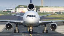 N612FE - FedEx Federal Express McDonnell Douglas MD-11F aircraft